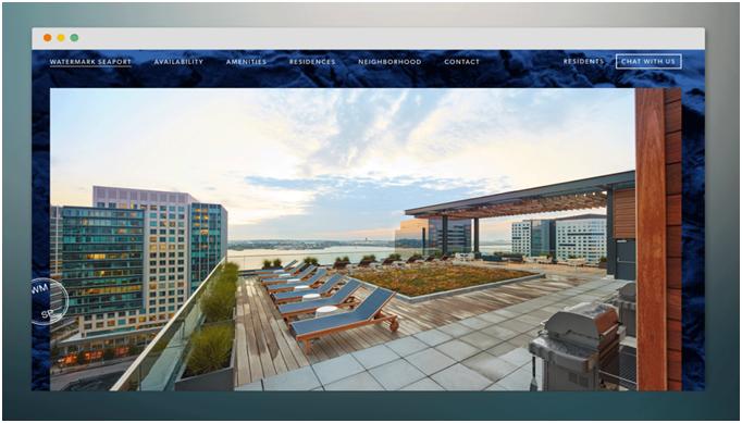 Top 5 Real Estate Web Designs - Webnado.com